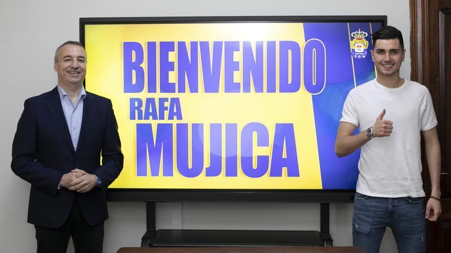 """Rafa Mujica: """"No podía dejar escapar esta oportunidad"""""""