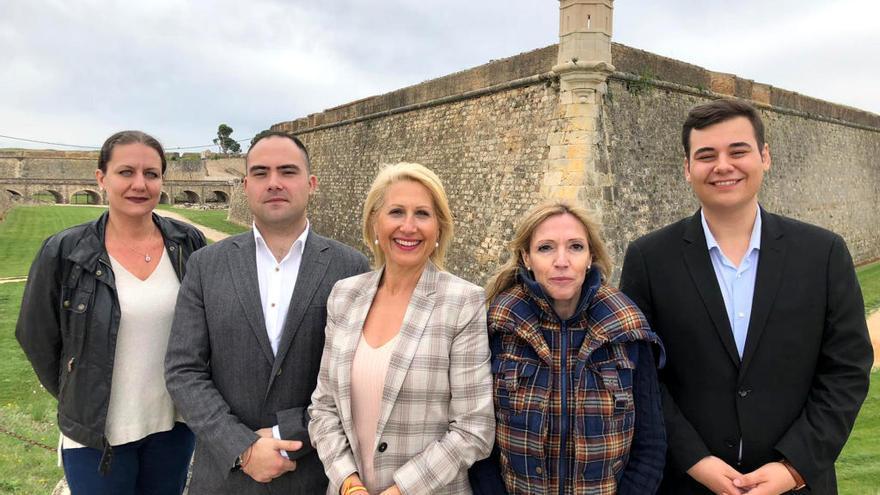 Olmedo incorpora cares noves a la llista del PP Figueres sota el lema «Creiem en Figueres»