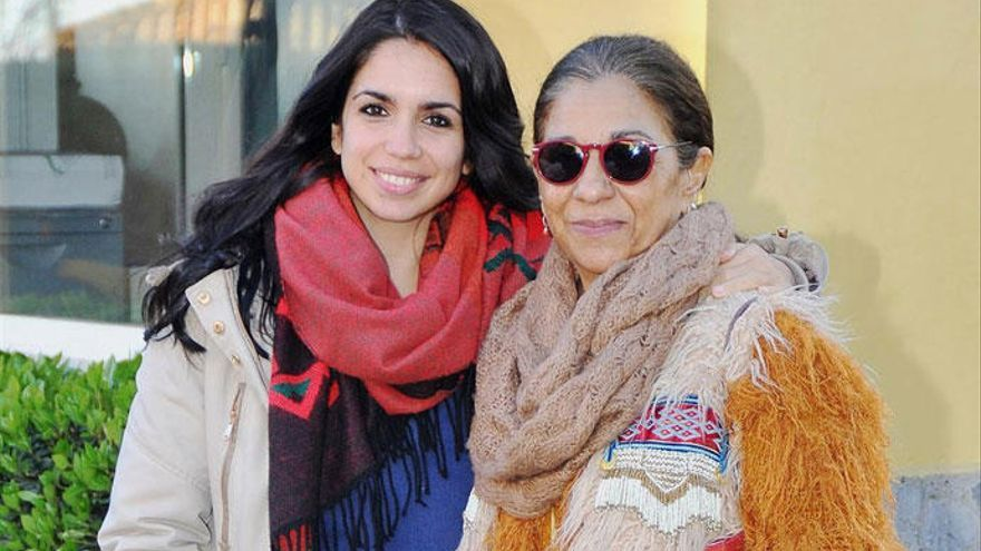 Lolita Flores y Elena Furiase vuelven juntas a la televisión