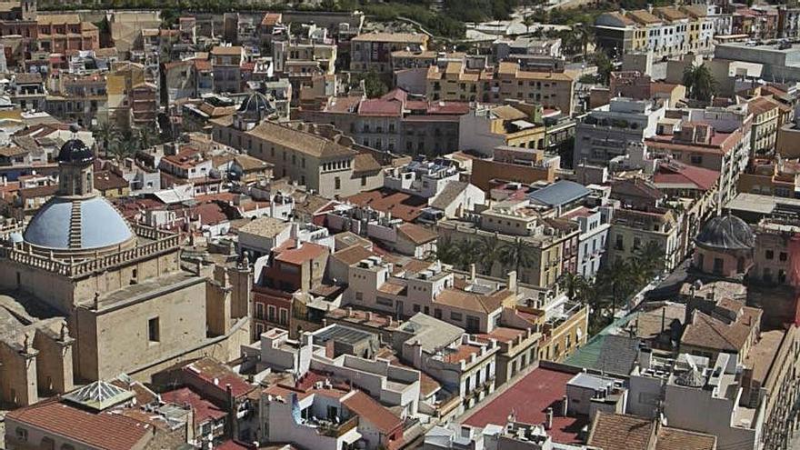 El covid en las aguas residuales de Alicante se distancia de sus peores registros
