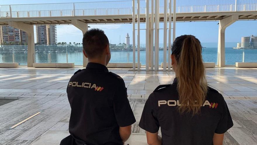La Policía Nacional identifica a 2.374 personas, denuncia a 548 y detiene a 45 esta Feria