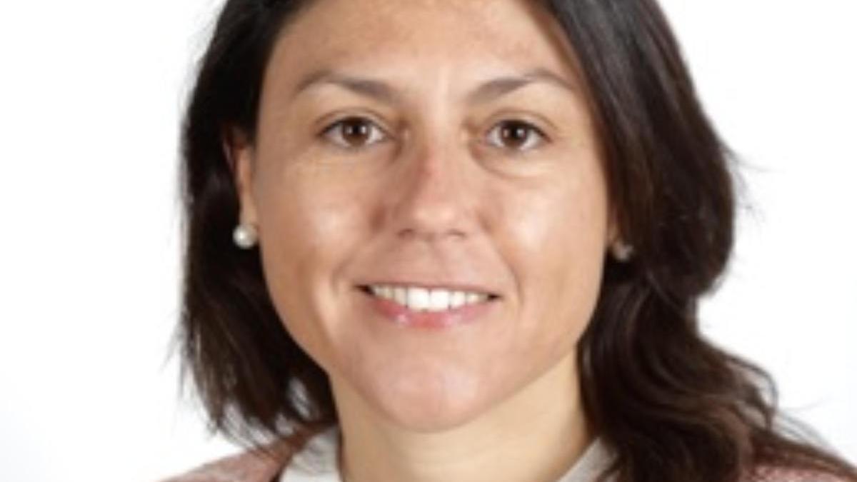 La senadora por Fuerteventura Paloma Hernández