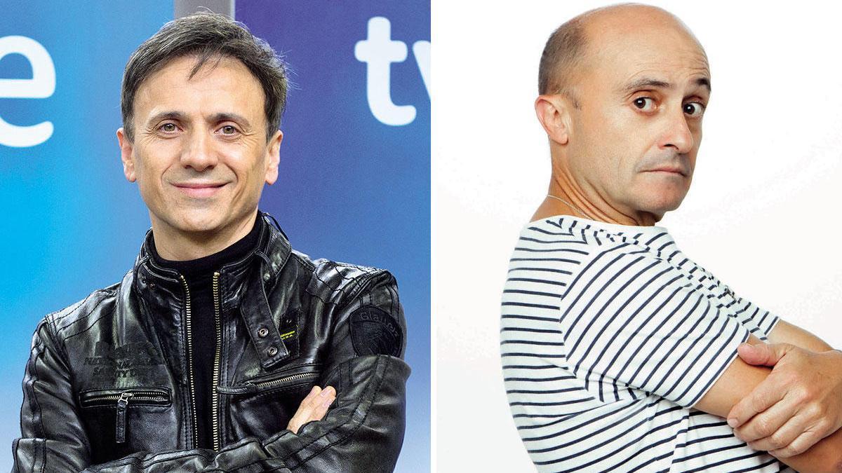 José Mota y Pepe Viyuela.