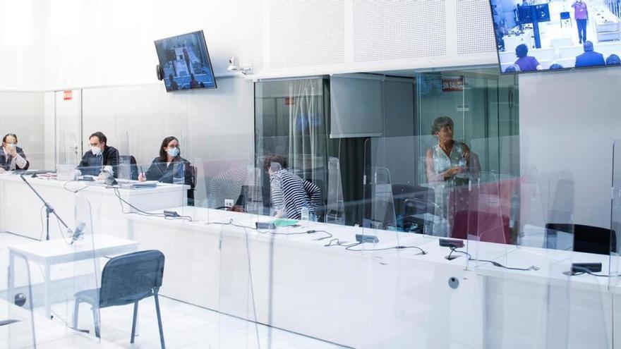 La exdirigente de ETA Anboto dice que la juzgan como un acto de venganza