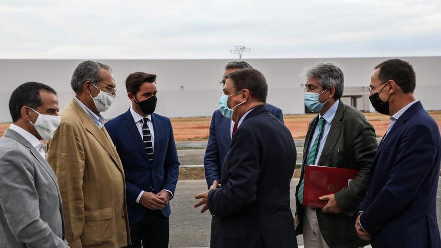 Cobadu contará con ayudas del Gobierno para la reconstrucción tras el incendio