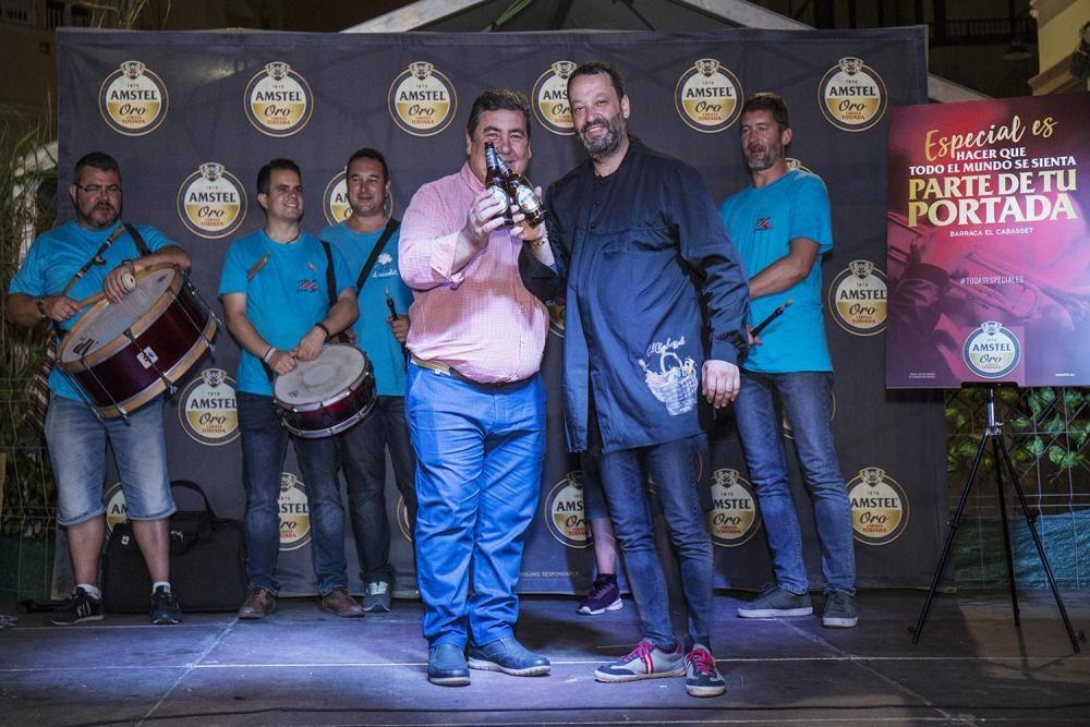 Premi Amstel unes Fogueres de Categoría
