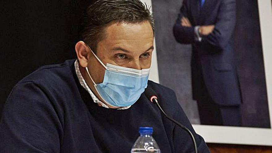 El martes, vista de las cautelares que pide Mena por su expulsión del PSOE
