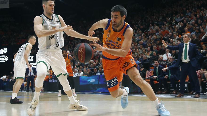 Aplazado a enero el Joventut-Valencia Basket del próximo domingo