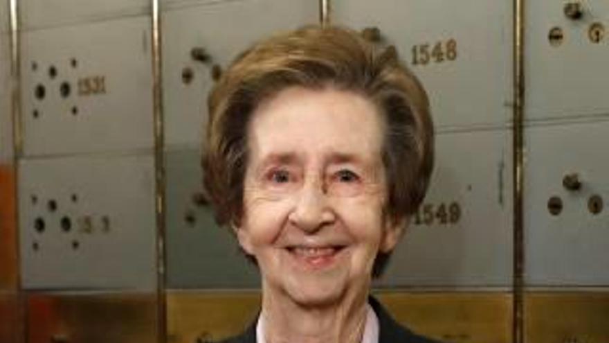 Margarita Salas, pionera y referente de la ciencia
