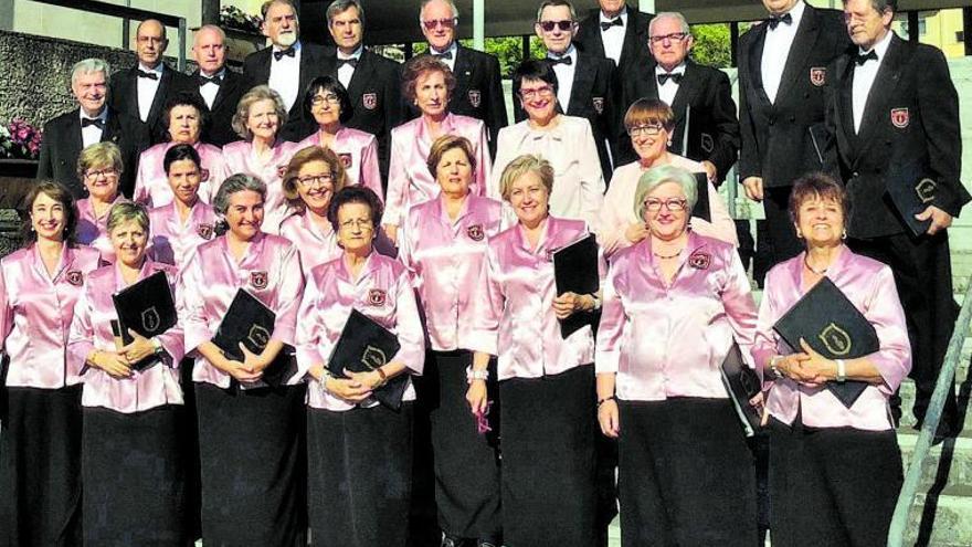 """La coral de Benavente actúa esta tarde en el """"Preámbulo Musical"""" de la Semana Santa"""