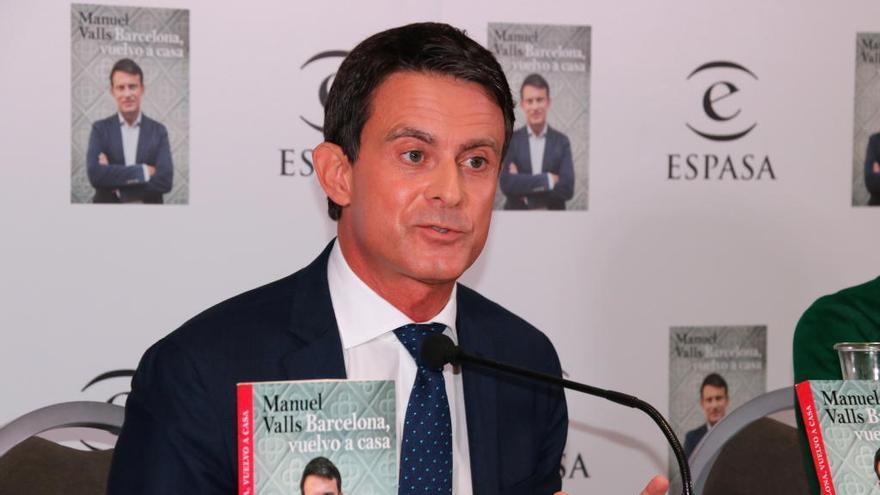 Manuel Valls: «Colau representa els narcopisos i el top manta»