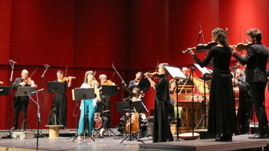 Amandine Beyer porta el Vivaldi «més gamberro i irreverent» al Festival de Torroella