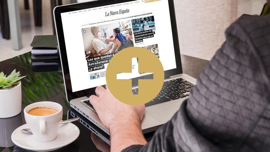 Accede ahora, durante un mes y por menos de lo que cuestan dos cafés, a todo el contenido digital de LA NUEVA ESPAÑA
