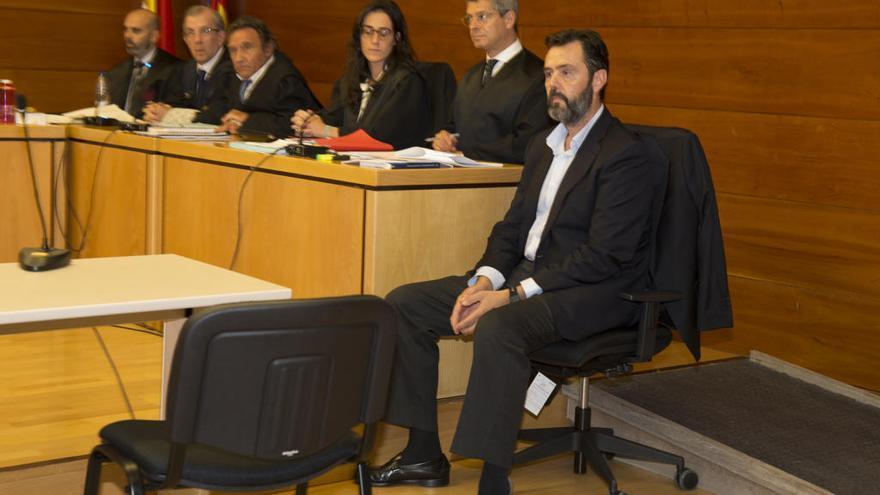 El juicio por el crimen de la viuda de Sala revela las disputas por el control de las empresas