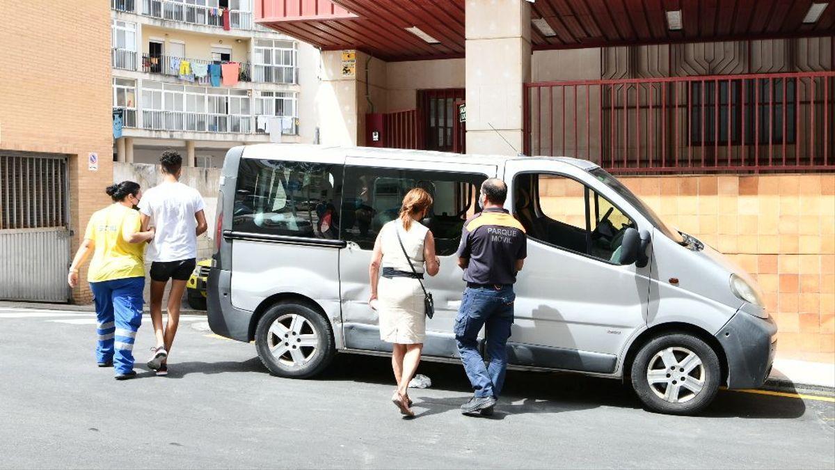 Cuarta jornada en Ceuta de repatriación de los menores que llegaron en mayo.
