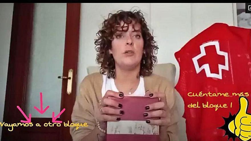 Cruz Roja, apoyada por los ayuntamientos de Pozoblanco y Montilla, difunde los objetivos para el desarrollo sostenible