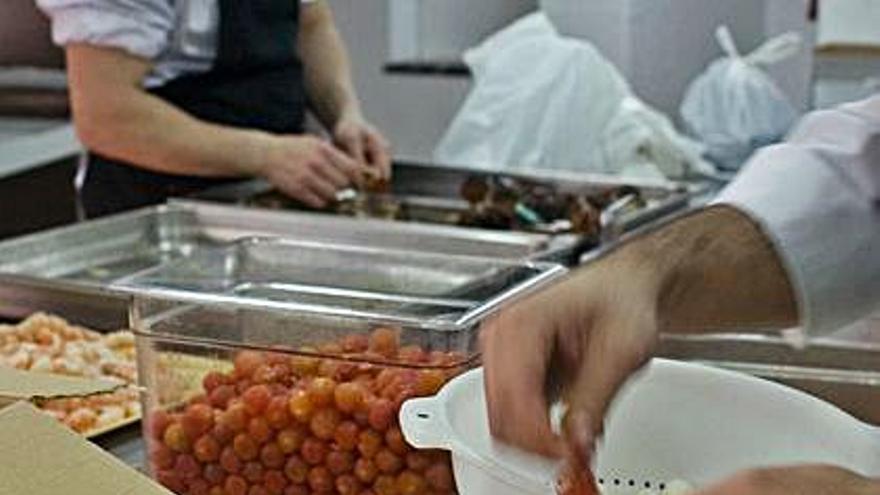 AJE organiza en el EEIA de Marín un curso sobre seguridad alimentaria