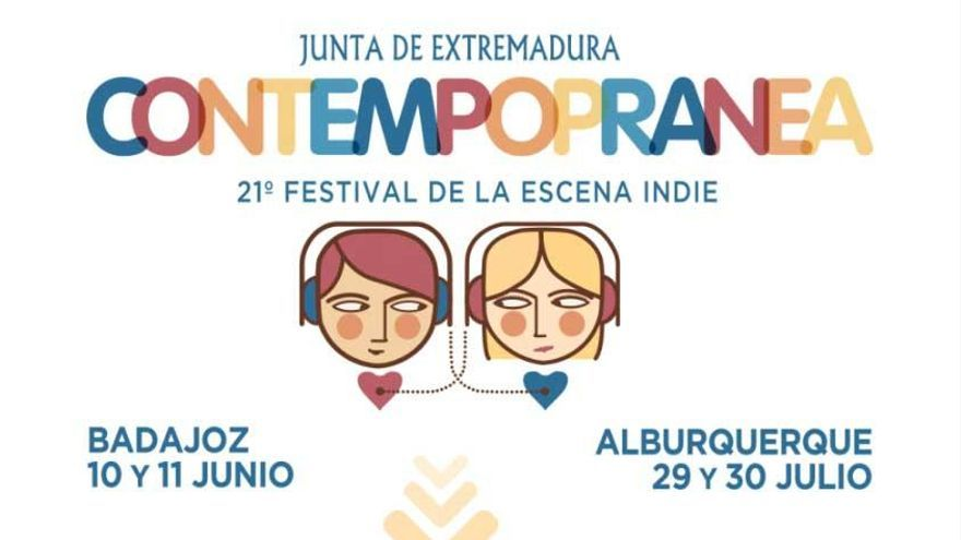 2.500 personas asistirán al Festival Contempopránea de Alburquerque