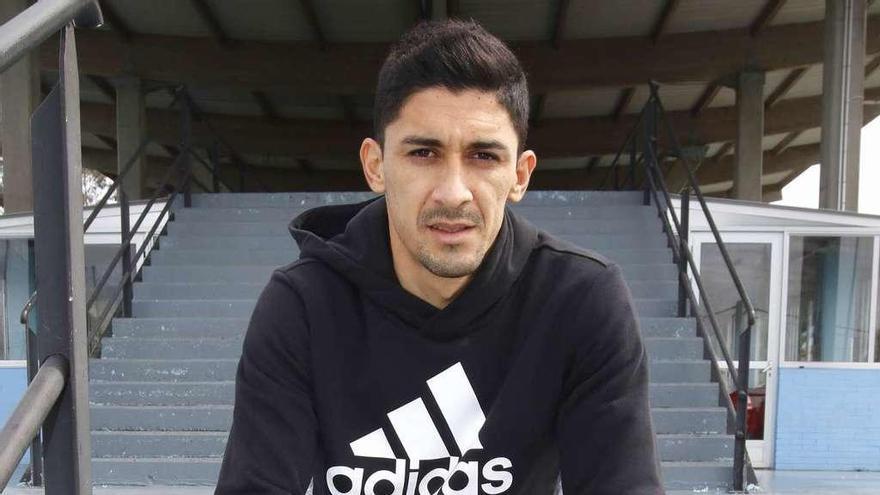 """Pablo Hernández, el """"Tucu"""": """"El partido contra el Sevilla marcará nuestra pelea"""""""