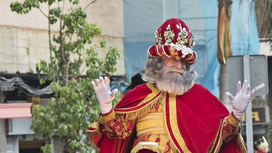 Los Reyes Magos salen de gira isleña