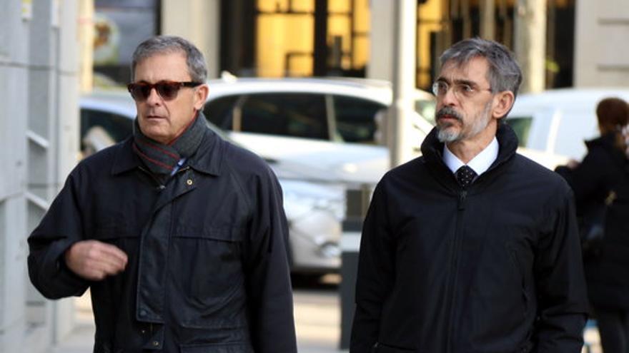 L'Advocacia de l'Estat demana 25 anys per al fill gran de Pujol, 4,5 per a Josep i no acusa la resta del clan