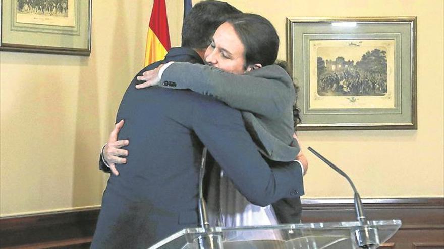 Sánchez asume el resultado y acepta a Iglesias en el Gobierno