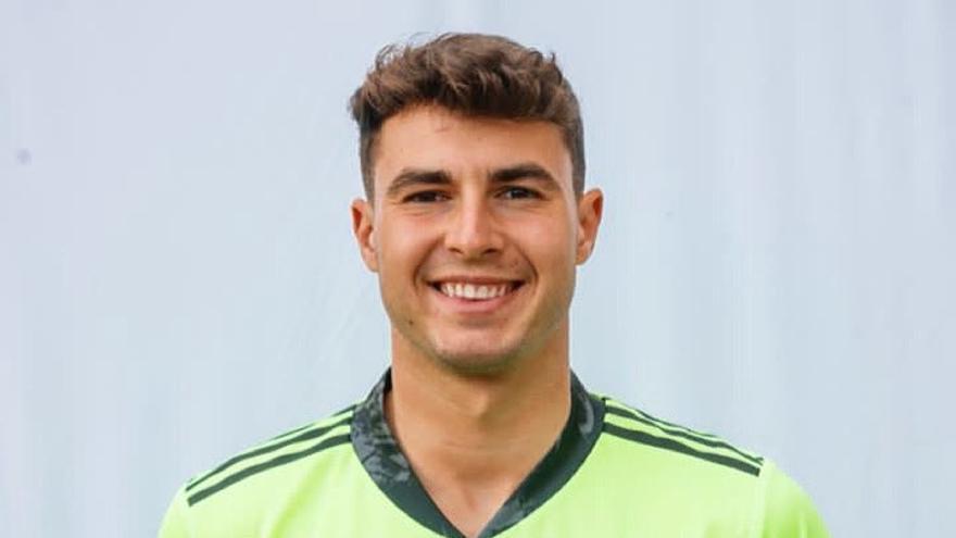 El internacional Álex Domínguez, competencia para Germán Parreño en la UD Ibiza