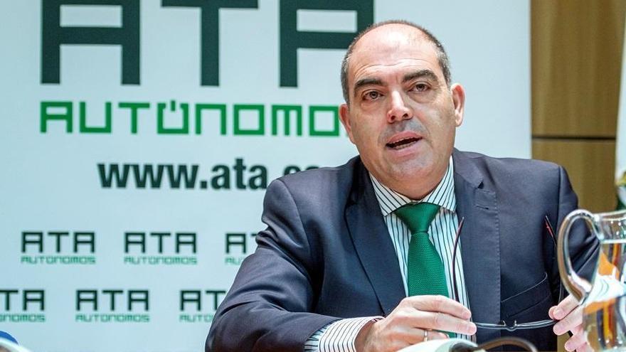 """ATA pide evitar """"triunfalismos"""" ante los datos de paro porque muchas empresas y autónomos """"siguen tocados"""""""