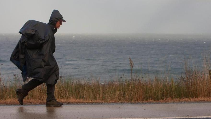 Tiempos y climas en Galicia