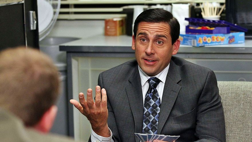 """""""The Office"""", fenómeno inoxidable de la televisión"""