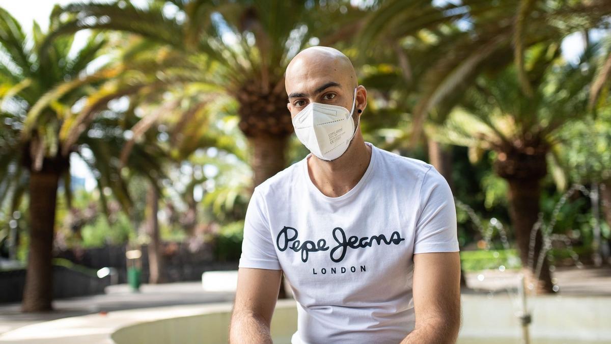 Hermes, santacrucero con síndrome mielodisplásico, busca un donante