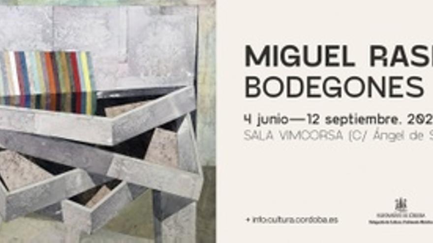 Exposición del pintor cordobés Miguel Rasero