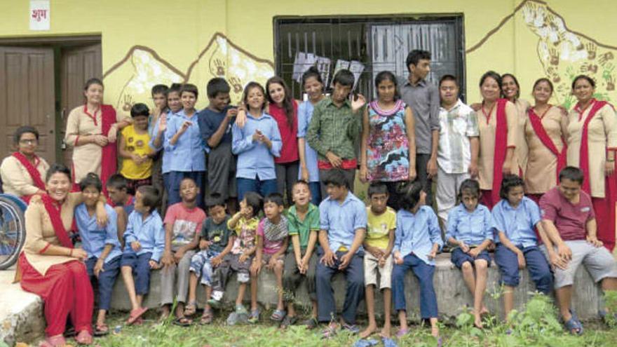 Rumbo a Nepal por la causa más justa