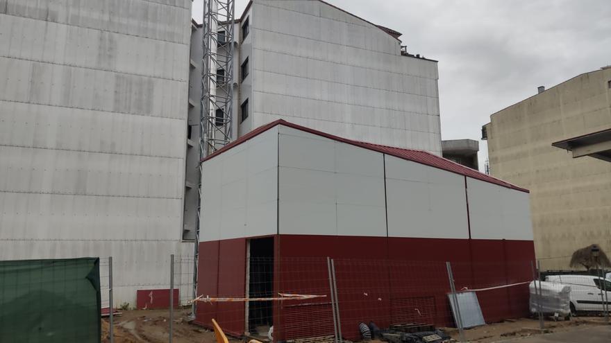 """La Fiscalía archiva la denuncia contra Represas por """"usurpar"""" la parcela de la caldera de biomasa"""