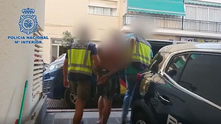 Detienen en Fuengirola a un supremacista italiano buscado por intentar fabricar explosivos en su país
