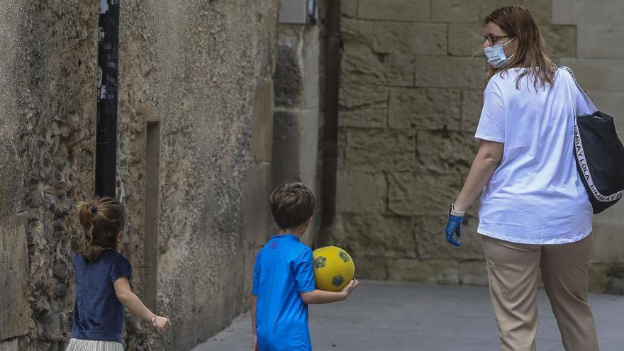 Los niños destinan el 60% del tiempo de confinamiento a jugar