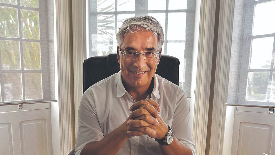 Patricio Viñayo: «Queremos que Barranco Seco sea un reclamo internacional»