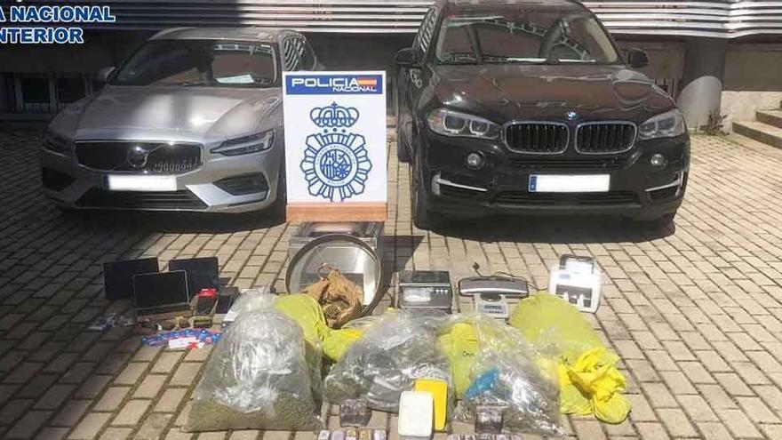 Desarticulen una xarxa que transportava cocaïna des d'Espanya fins als Països Baixos