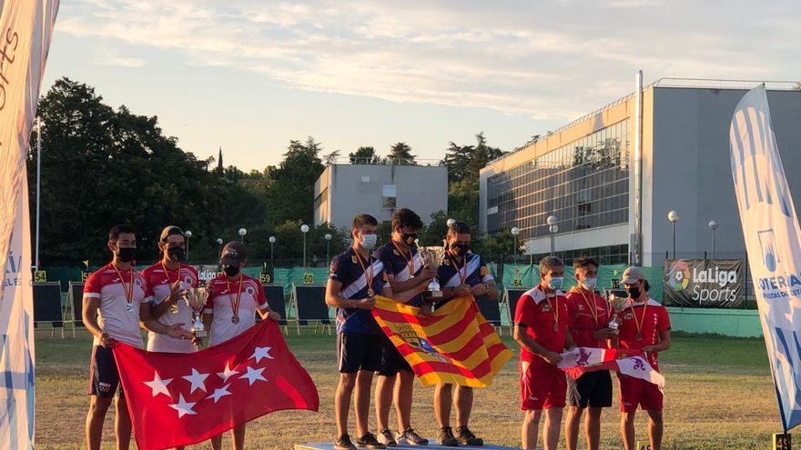 Medalla de bronce para Manuel Artime en el Campeonato Nacional de Tiro con Arco