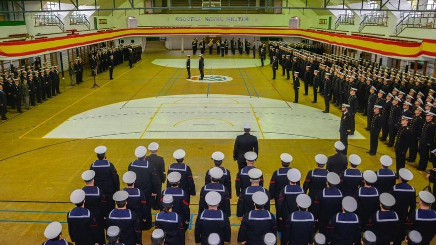 Los mejores de la Escuela Naval Militar