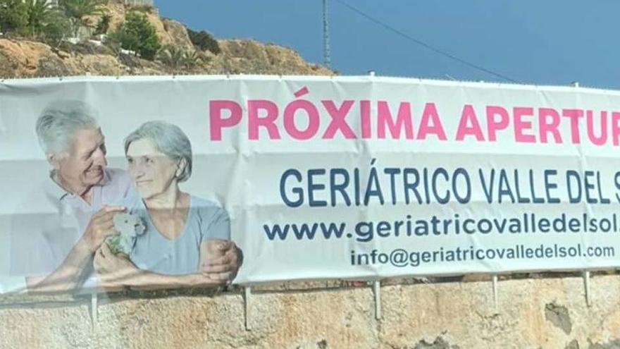 La Guardia Civil desmonta en Alicante una plantación de marihuana camuflada como geriátrico