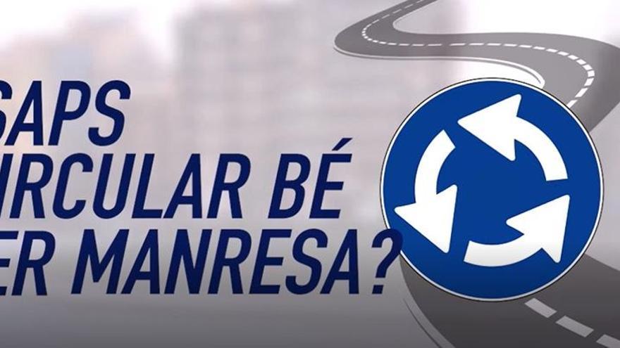 Circular per Manresa: fas bé la rotonda Bonavista?