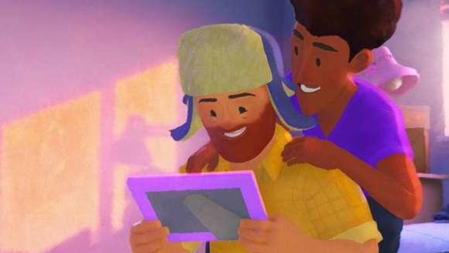 Pixar lanza 'Out', el primer cortometraje de la historia de Disney con protagonista gay