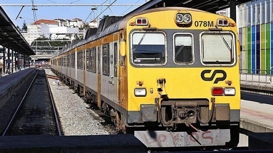 ¿Un nuevo Tren Celta entre Vigo y Oporto a 200 km/h?
