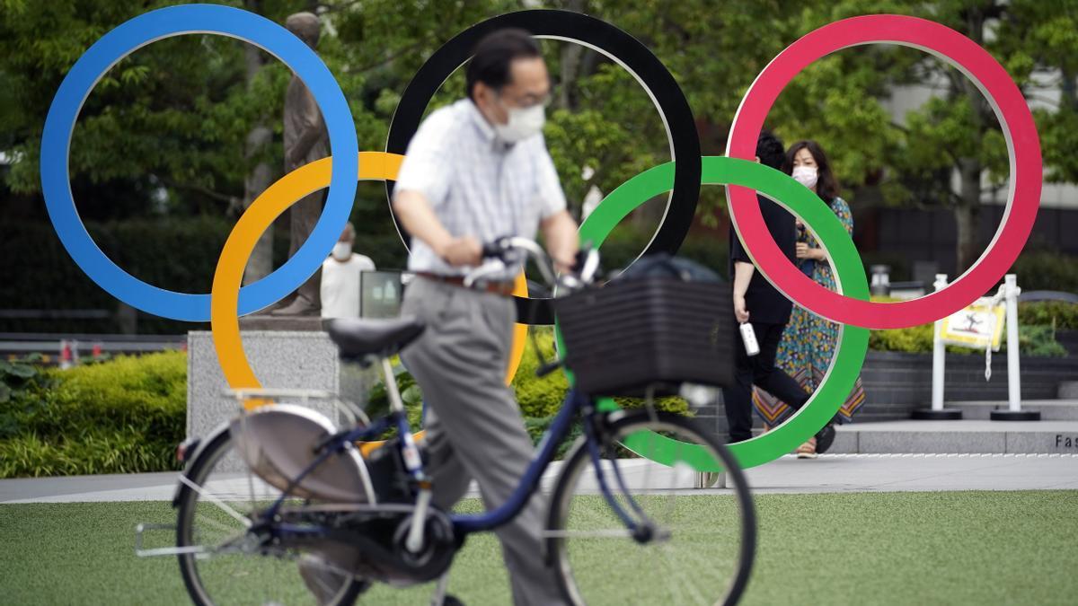 The Tokyo 2020 Games kick off.