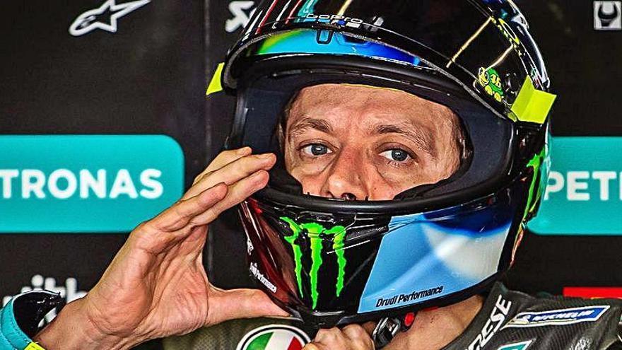 Valentino Rossi ya tiene equipo para 2022