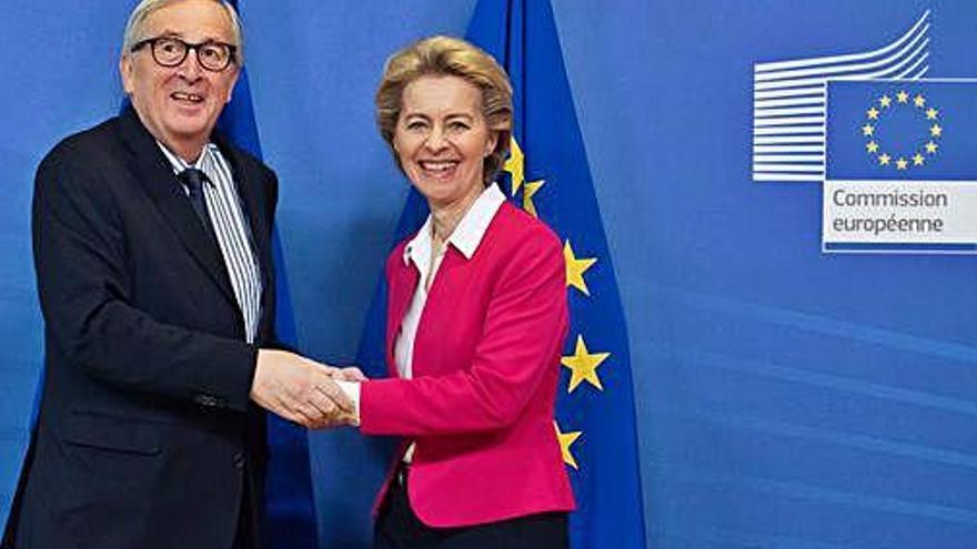 La nova Comissió Europea «no canvia» la posició sobre el procés