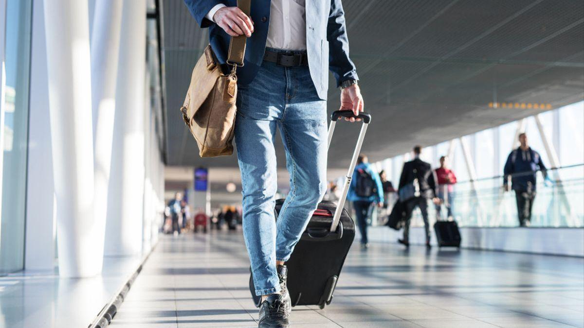 La llegada de turistas extranjeros se hunde un 89,5% en el inicio del año