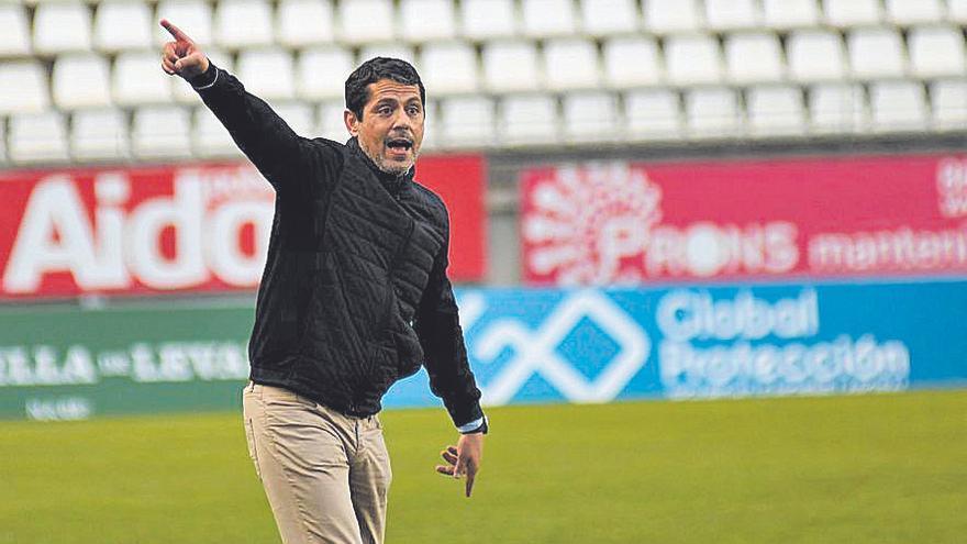 Loreto: «Lo que te da confianza son los resultados: lo que importa es ganar»