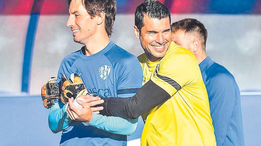 El Huesca busca volver a la senda de la victoria para despejar dudas